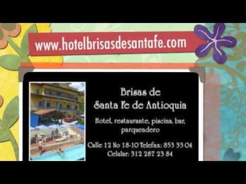 Hotel Brisas de Santa Fé - Video