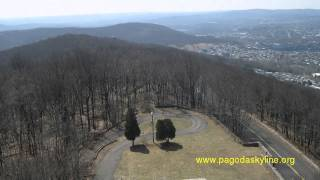 Wm Penn Memorial Fire Tower Camera 1 Timelapse April 2