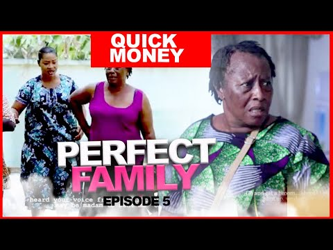 PERFECT FAMILY SERIES (EPISODE 5) - ANEKE TWINS TV | Latest 2020 Nollywood Nigerian Movie || Full HD