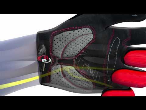 Specialized Body Geometry Gloves