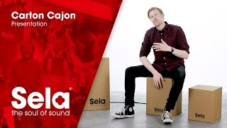 Carton Cajon - Presentation Videos 2