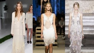 Top Trends To Watch For Spring 2016