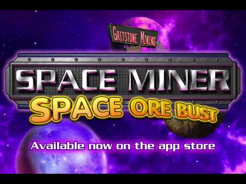 App Store Classic 'Space Miner' Getting a Modern Update, Sequel Still in the Works Too