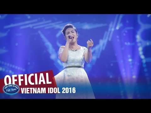 VIETNAM IDOL 2016 GALA 9 FULL -  ĐĨA ĐƠN ĐẦU TIÊN