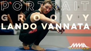 Portrait: Lando Vannata by MMA Fighting