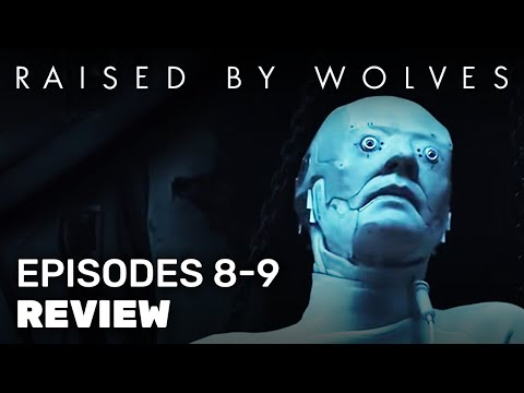 Raised by Wolves Episodes 8 - 9 Review | HBO Max | Breakdown, Theories, Analysis