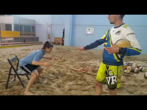 I segreti del beach volley: settima lezione VIDEO | Mosciano