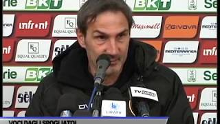INTERVISTA ANGELO ADAMO GREGUCCI DOPO GARA SALERNITANA - BENEVENTO
