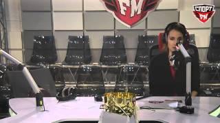 Анна Сидорова в гостях у Top Sport. 02.12.2015