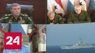 Россия сокращает военное присутствие в Сирии
