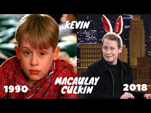 Home Alone (1990) Cast Then And Now 2018 (Real Name And Age 2018)
