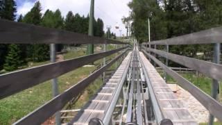 Meran Italy  City new picture : Meran 2000 Alpine Bob on-ride video (Meran, South Tyrol, Italy)