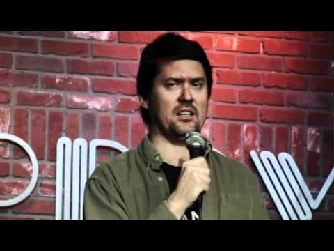 Doug Benson's stand Up comedy on anti pot ads