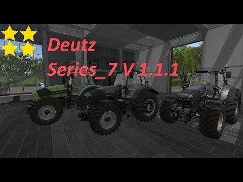 Deutz Fahr Series 7 v1.1.1