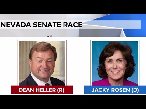 Is Dean Heller of Nevada the Democrats' biggest Senate target?