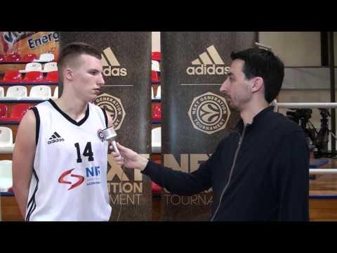 ANGT Belgrade Interview: Ivan Hadzic, Partizan Belgrade