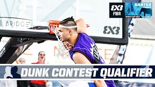 Check out the FIBA 3x3 World Cup Dunk Contest Qualifier. Featuring: Rafal Lipinski, Kobe Paras, Vadym Piodubchenko, Jordan Southerland, and Chris Staples.