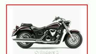 5. 2009 Yamaha V Star 1300 Base Review & Specs