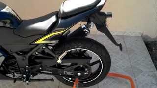 11. Kawasaki Ninja 250R SE 2012