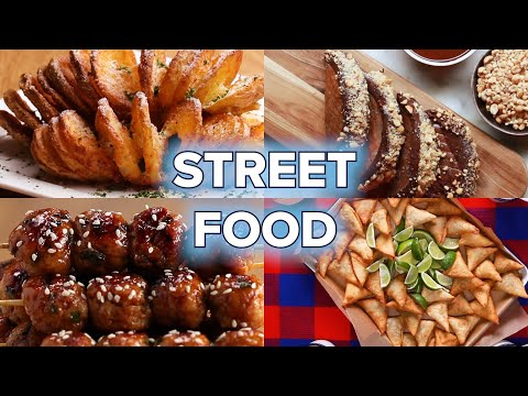 Play this video 11 Street Food Recipes You Can Make At Home вВTasty