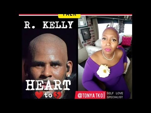 R. Kelly Heart to Heart: Blk Ppl are FAILING Our Young | Tonya Tko Snaps