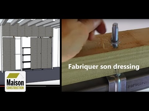 Dressing, faire son dressing (partie 1/3)