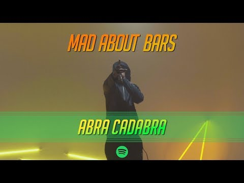 Abra Cadabra – Mad About Bars