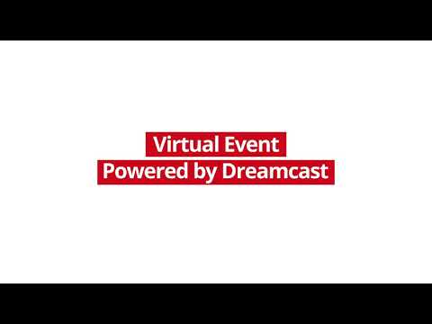 A virtual event aisle for an amazing virtual event experience