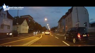 Frankfurt am Main Germany  city images : ROAD TRIP: driving in and around Frankfurt am Main / Germany / September 2016