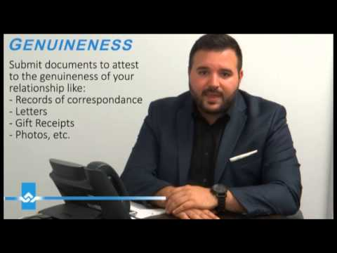 Genuineness of Relationship Video