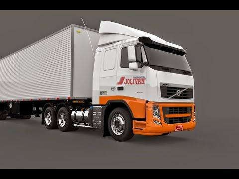 Volvo Fh Euro 5 1.21