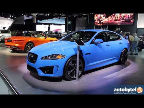 Jaguar and Land Rover Engineered To Order (ETO), XFR-S, and F-Type At The LA Auto Show