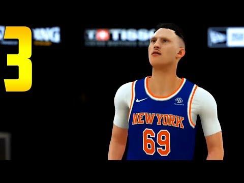 NBA 2K18 'GGBA' Fantasy League - UNDERDOGS - Part 3 (CUSTOM myLEAGUE)