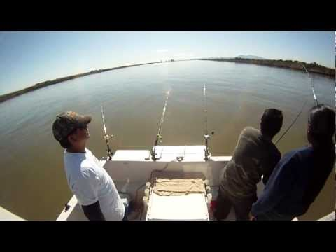 Bend Ur Rod...Fishing at Suisun Slough Ca
