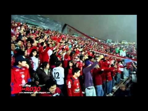 Marea Roja El Nacional La vida es un Carnaval - Marea Roja - El Nacional
