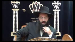 """הרב מנחם אברהם ביטון – פרשת ראה (ה'תשע""""ג)"""