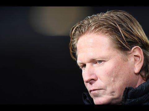HSV gegen Köln: Das sagt Coach Gisdol zum Schicksalsspiel