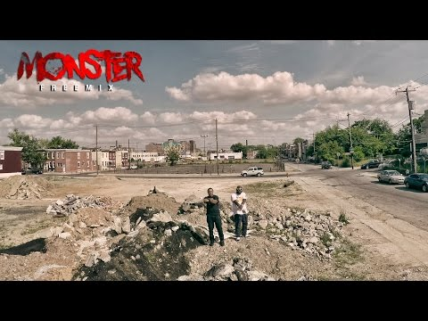 Freeway & Scholito  - Monster (Remix)