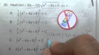 Download Video Cara Bego UN Matematika IPA SMA-Integral Subsitusi 1 MP3 3GP MP4