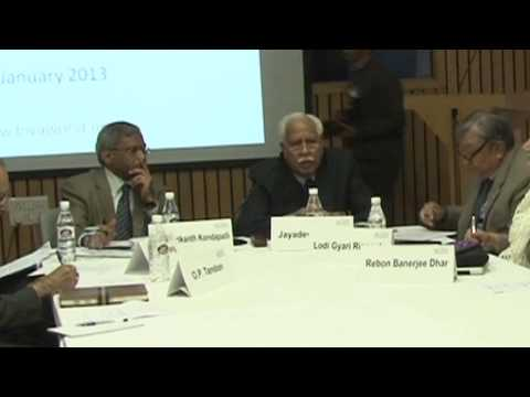 Next Decade of India-China Relations: Scope for Policy Alternatives? DVD 1