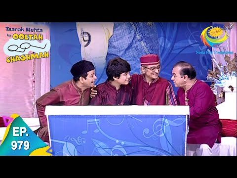 Taarak Mehta Ka Ooltah Chashmah - Episode 979 - Full Episode