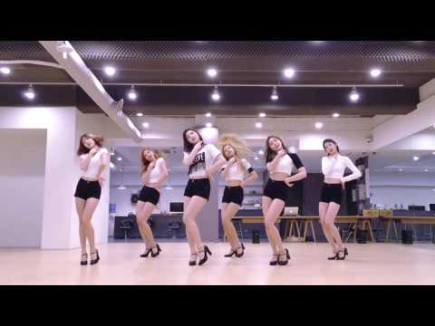 LABOUM อวดเรียวขาสวยๆชวนแฟนๆเต้นตาม Hwi hwi