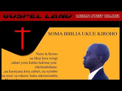 Biblia takatifu kitabu cha zaburi