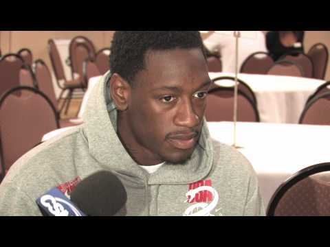 Larry Sanders Draft Combine Interview