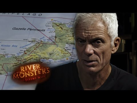 Volcanic Island NIGHTMARE | HORROR STORY | River Monsters