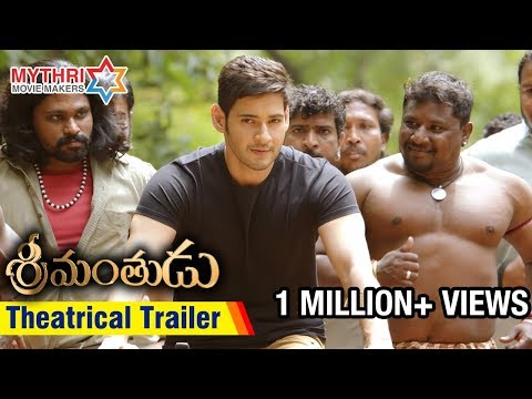 Srimanthudu Movie Trailer