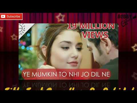 Video Ye Mumkin To Nahi Jo Dil Ne Chaha Tha Wo Mil Jaye Song Lyrics In English download in MP3, 3GP, MP4, WEBM, AVI, FLV January 2017