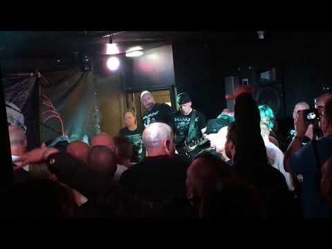 Discharge - Decontrol Live at Stafford Redrum 8th Sept 2018