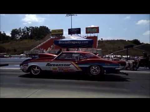 Drag Racing NOPI Nationals @ Bristol Thunder Valley 2014 by JGY