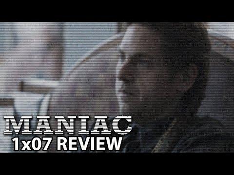 Maniac Episode 7 'Ceci N'est Pas Une Drill' Review/Discussion